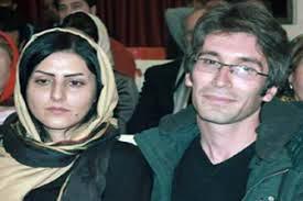 آرش صادقی اعتصاب غذایش را شکست و «گلرخ ایرایی» به مرخصی آمد