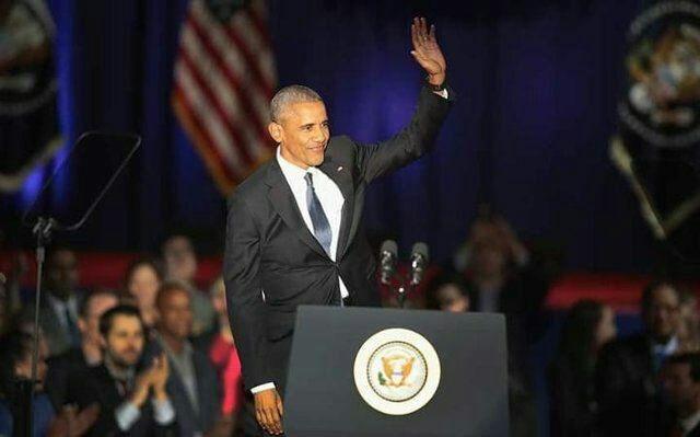 اوباما: درصدد گذار قدرت در مسالمتآمیزترین حالت ممکن هستیم
