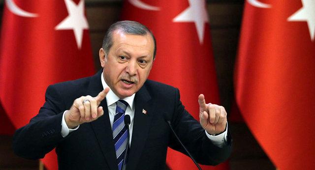 اردوغان اتحادیه اروپا را تهدید کرد
