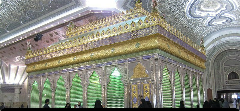 برگزاری مراسم پنج شنبه آخر سال در حرم مطهر امام خمینی(س)
