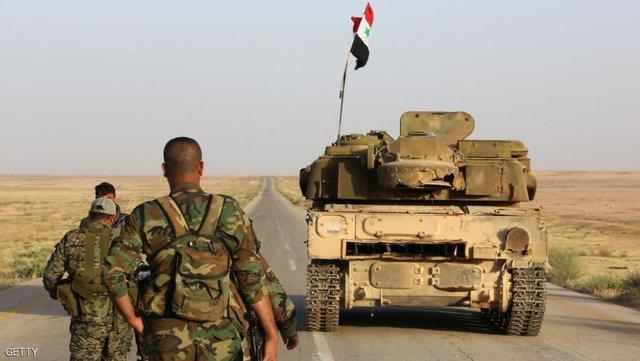 عملیاتها تا زمان نابودی کامل داعش و النصره ادامه مییابد