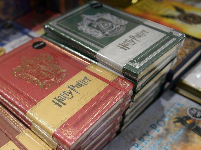 حراج نسخه چاپ اول «هری پاتر» به قیمتی هنگفت