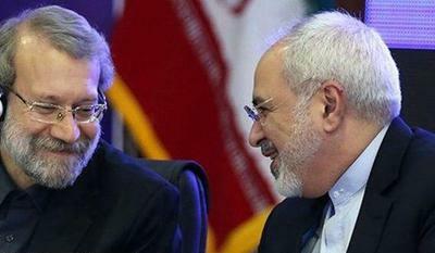 ظریف: بعدها مشخص میشود لاریجانی چه نقش محوری در برجام داشته است