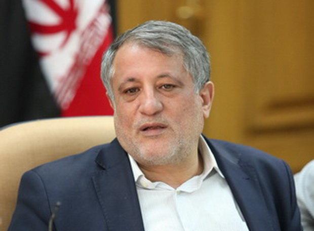امدادرسانی ۶۰۰ تن از نیروهای شهرداری تهران در مناطق زلزلهزده