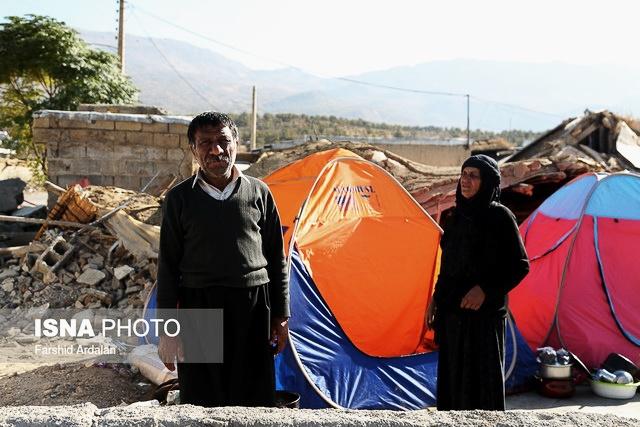 زلزلهزدگان از تمام اقلام ضروری برخوردار شدند