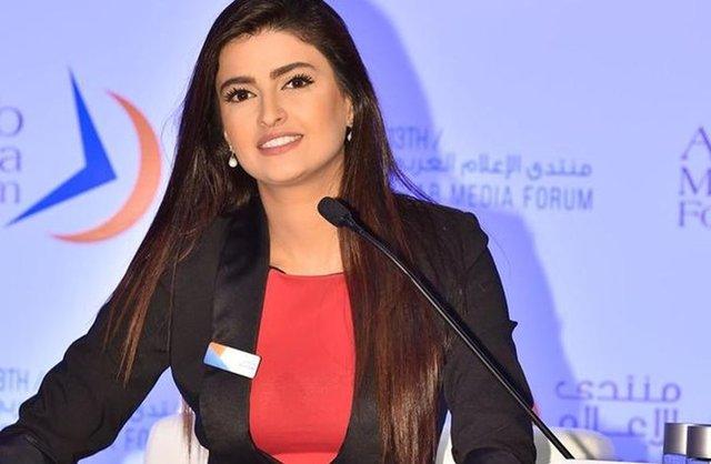 اخراج مجری زن بدلیل انتقاد از شاه عربستان