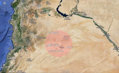 اذعان رسمی رژیم صهیونیستی به بمباران فرودگاه تیفور سوریه