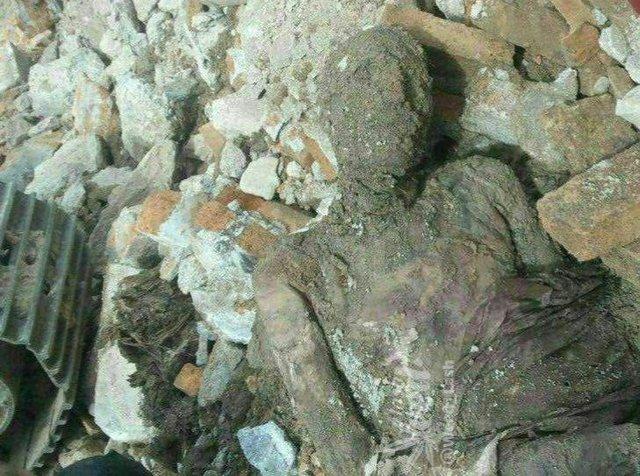 جسد یا مومیایی کجاست؟