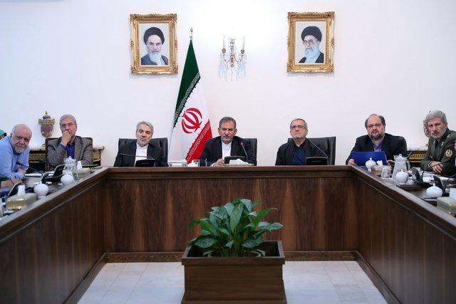 ایران در برابر تحریم های آمریکا دست بسته نخواهد بود