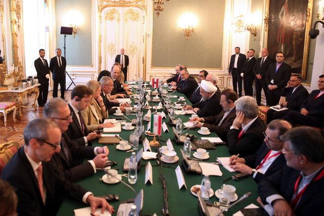 اجازه نمیدهیم سیاستهای غلط آمریکا بر روابط تهران با جهان اثر بگذارد