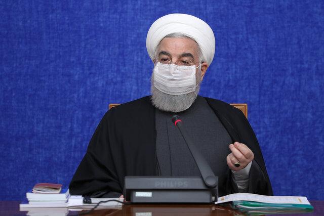 روحانی: واکسن برای کل ملت رایگان است