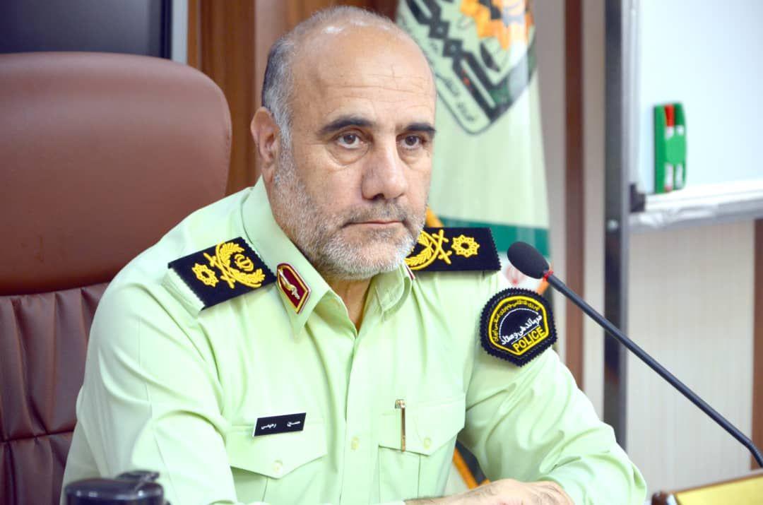 واکنش سردار رحیمی به شایعات مطرح شده درباره سربازِ پلیس راهور