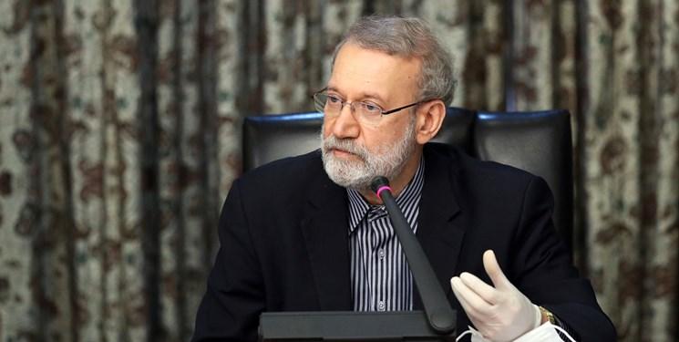 بیانیه لاریجانی پس از عدم احراز صلاحیت