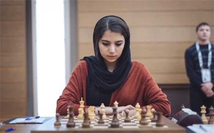 بانوی اول شطرنج ایران کرونا گرفت